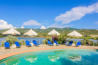 ariadni luxury villa skiathos island