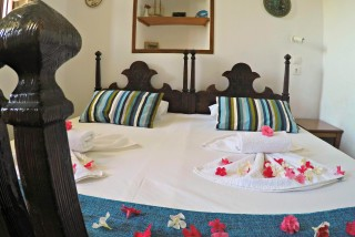 cottage villa ariadni rooms