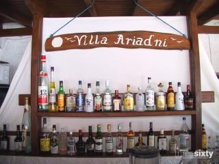 facilities villa ariadni bar-05