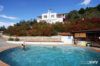 facilities villa ariadni swimming pool