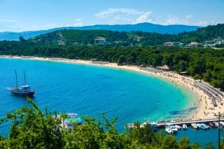 skiathos beach ariadni villa koukounaries