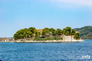 skiathos town ariadni villa greece