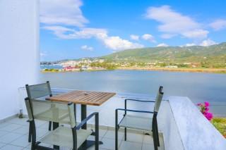 two bedroom apartment villa ariadni sea view